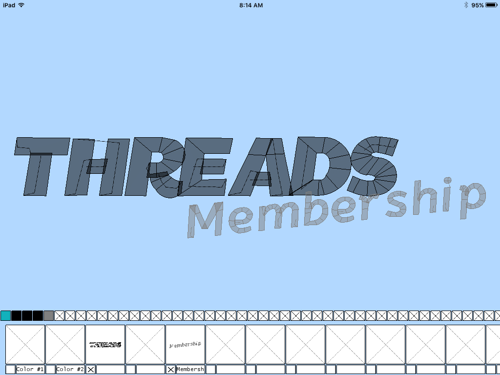 Embroidery Software Membership