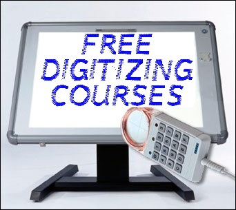 FREE Embroidery Digitizing Courses