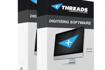 Threads Embroidery Software